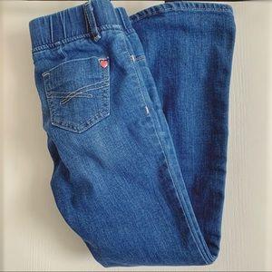 Girl's GapKids Wide Leg Jeans